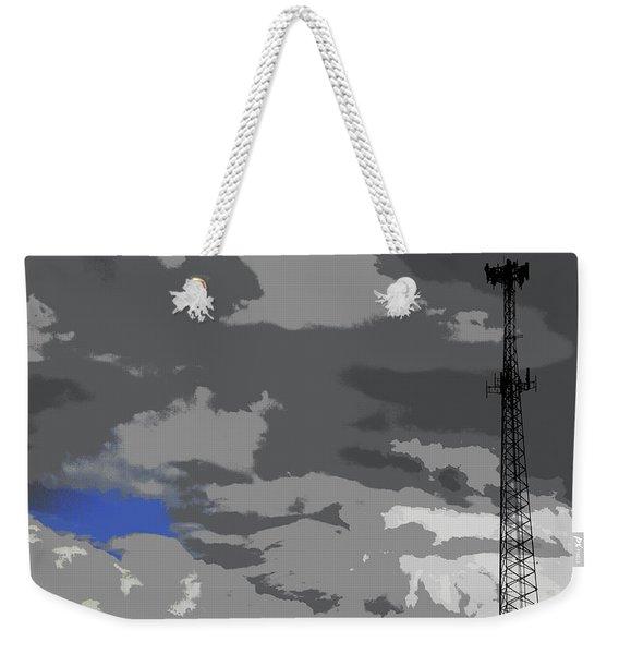 Calling America Weekender Tote Bag