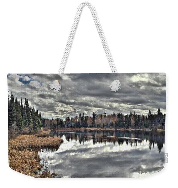 Calm Before The Storm Weekender Tote Bag