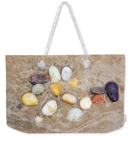 Calm Waters Weekender Tote Bag