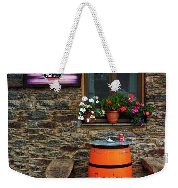 Camino Pilgrim's Repast Weekender Tote Bag