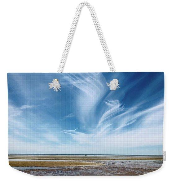 Campground Beach  Weekender Tote Bag