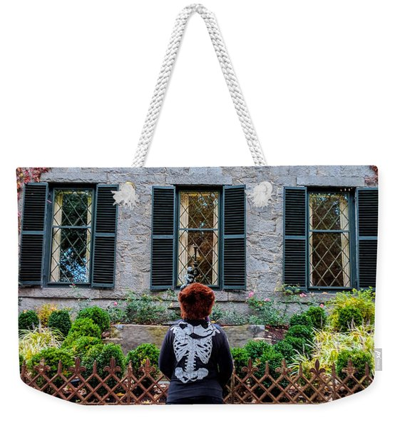 Can I Come In? Weekender Tote Bag