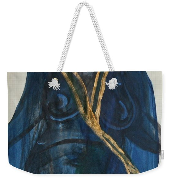 Can You Hear Me Weekender Tote Bag