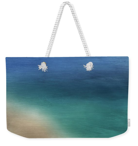 Cancun Coast- Art By Linda Woods Weekender Tote Bag