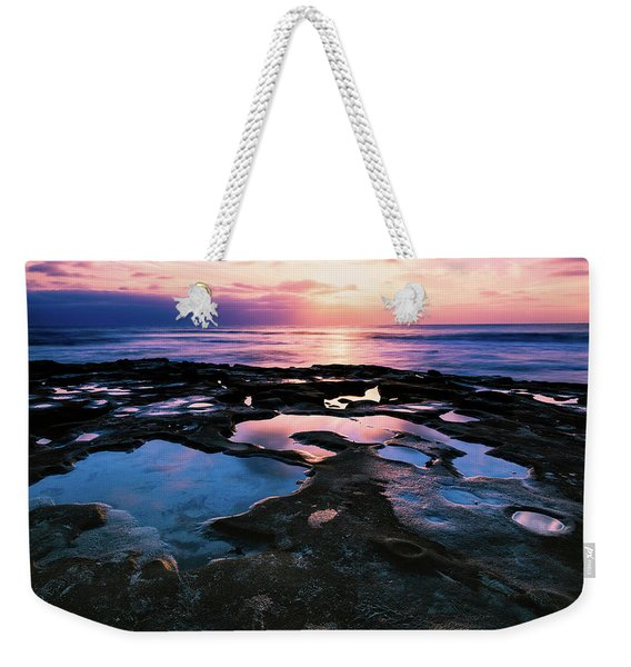 Candy Colored Pools Weekender Tote Bag