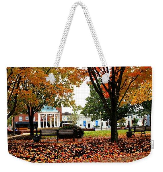 Candy Corn Weekender Tote Bag