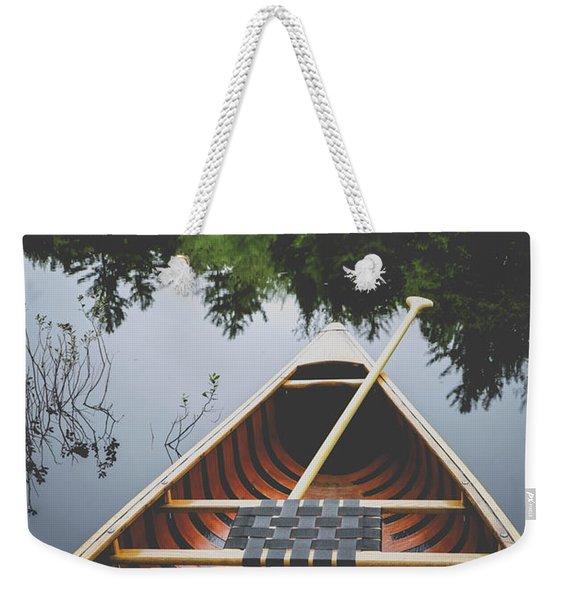 Canoe Film Fade Weekender Tote Bag