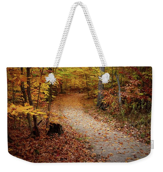 Canopy Of Color Weekender Tote Bag