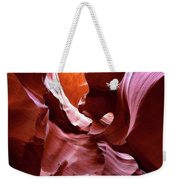 Canyon Colors Weekender Tote Bag