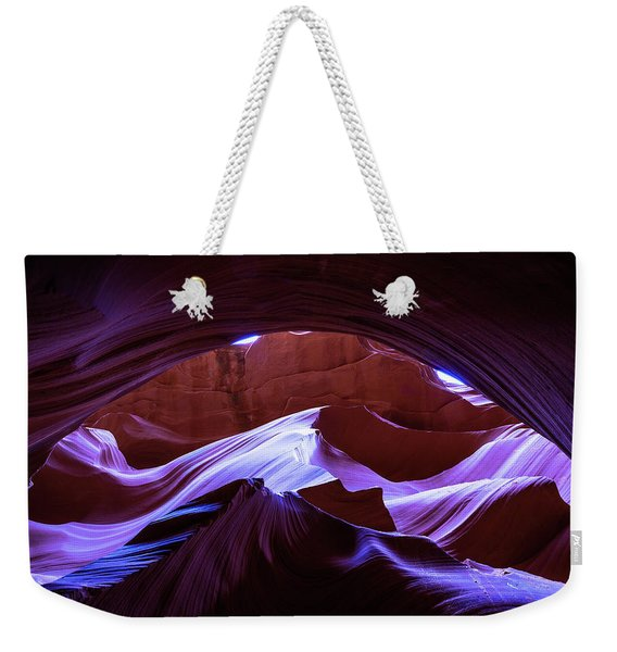 Canyon Magic Weekender Tote Bag