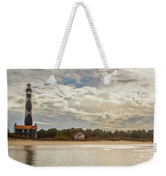 Cape Lookout Lighthouse No. 3 Weekender Tote Bag