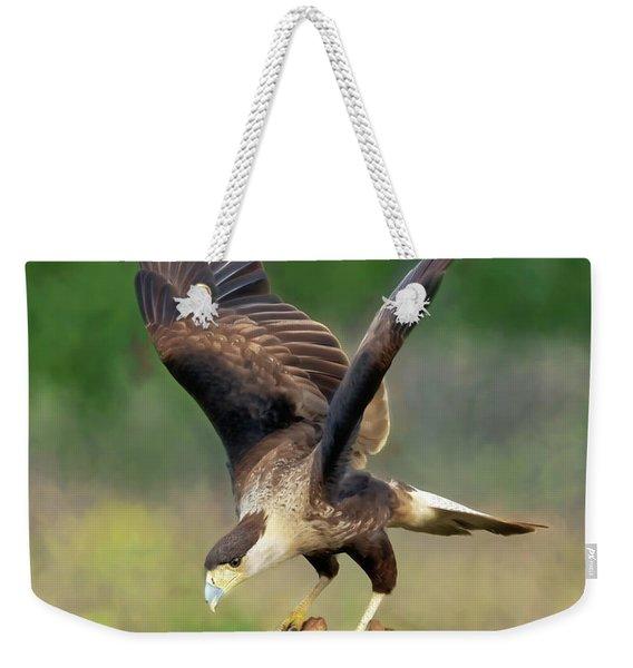 Caracara Landing Weekender Tote Bag