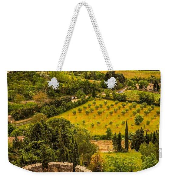 Carcassonne Weekender Tote Bag