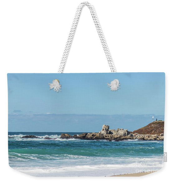Carmel-by-the-sea Weekender Tote Bag