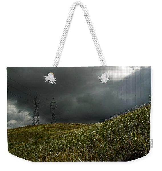 Caroni Grasslands Weekender Tote Bag