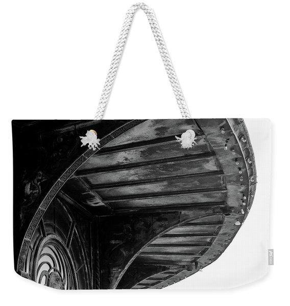 Carousel House Detail Weekender Tote Bag