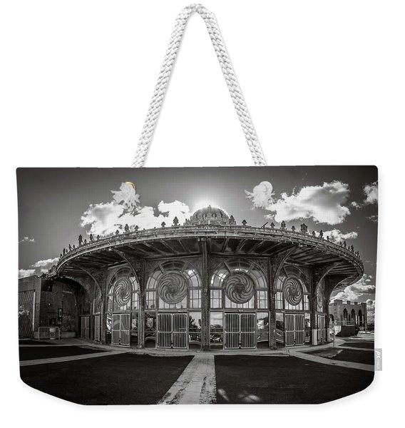 Carousel House Weekender Tote Bag