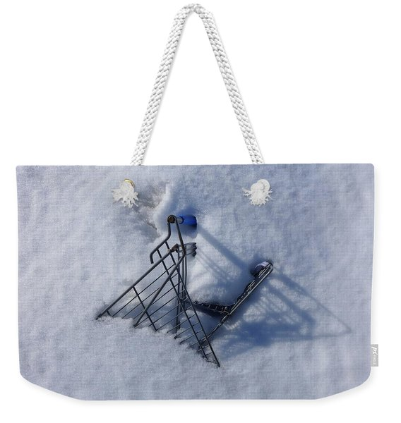 Cart Art No. 32 Weekender Tote Bag