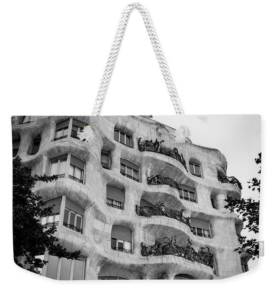 Casa Mila Weekender Tote Bag