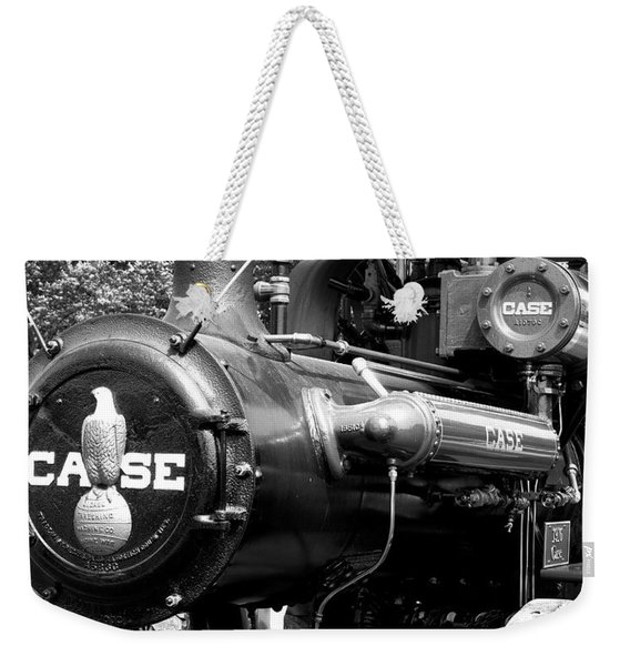 Case Eagle Weekender Tote Bag