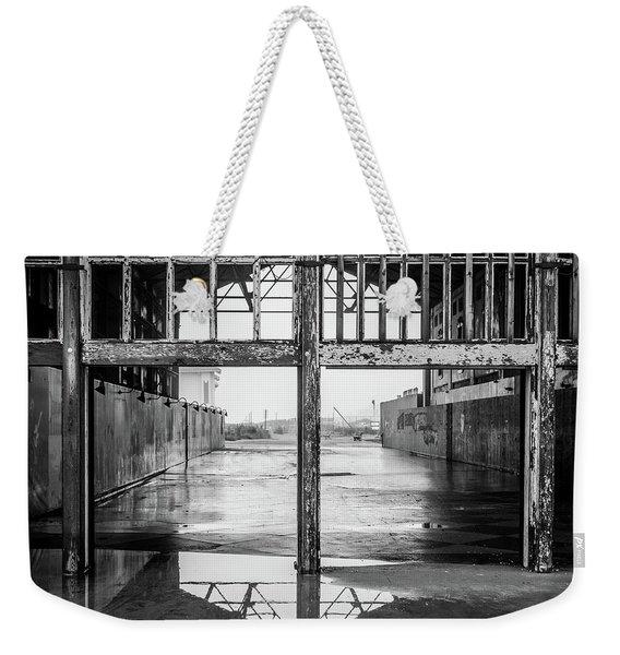 Casino Reflection Weekender Tote Bag