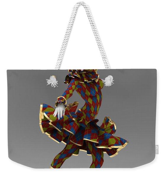 Catalan Pierrette Weekender Tote Bag