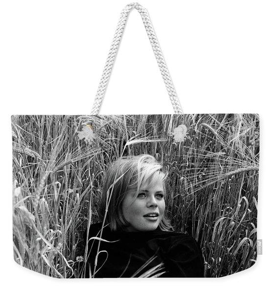 Cathy Weekender Tote Bag