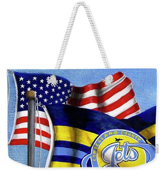 Cchs Class Of 78 Weekender Tote Bag
