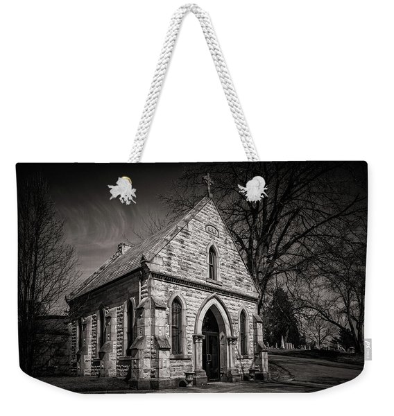 Cedar Hill Chapel Weekender Tote Bag