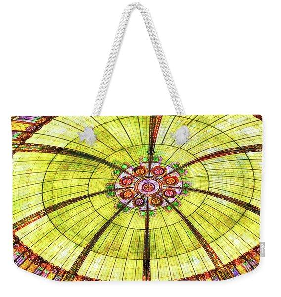 Celebration Of Glass Weekender Tote Bag