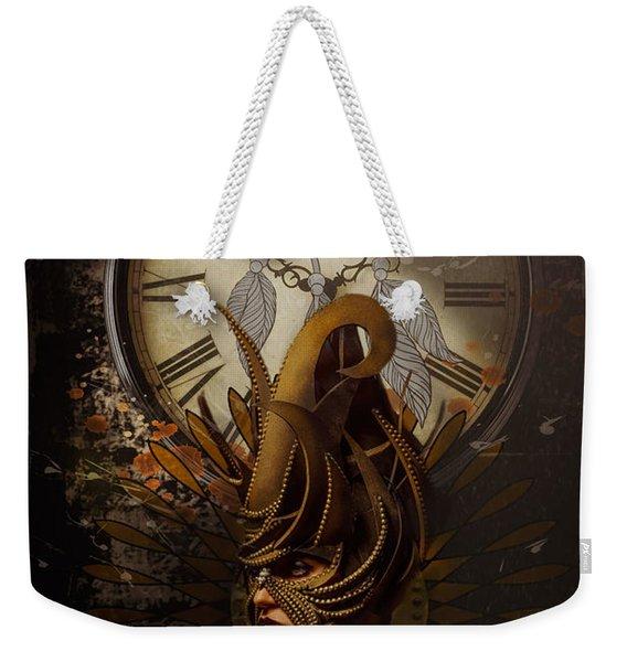 Celestial Dreamcatcher Weekender Tote Bag