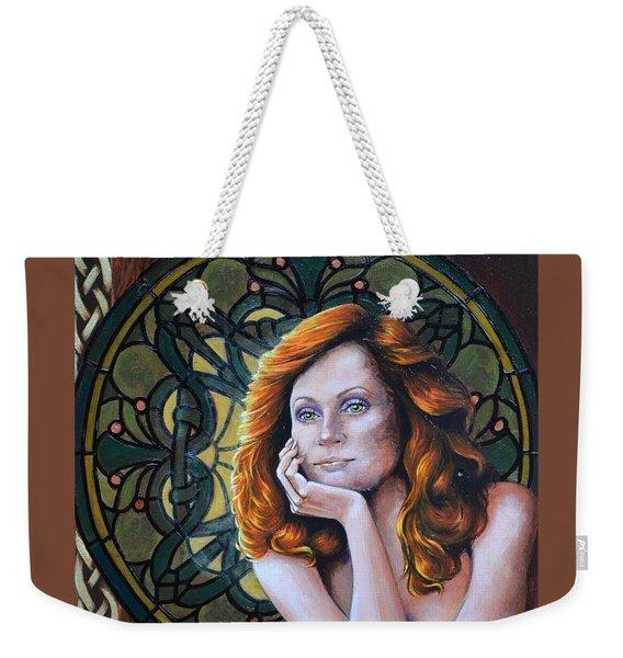 Celtic Dream Weekender Tote Bag