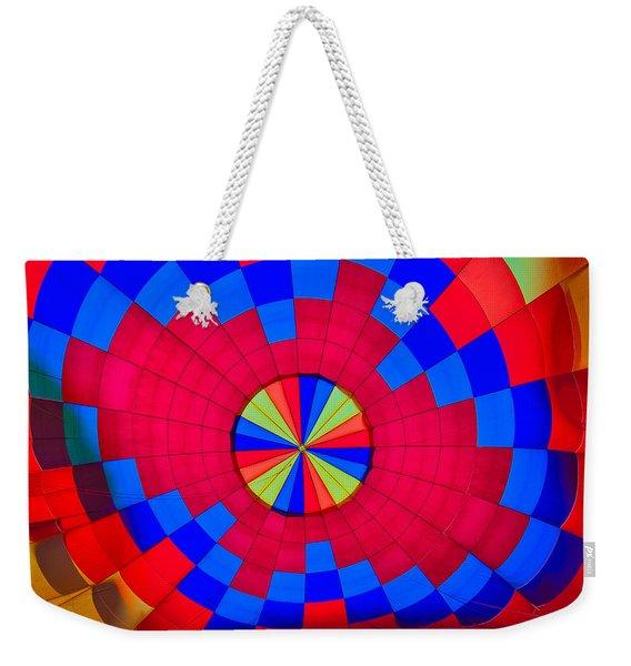 Centerpoint Weekender Tote Bag