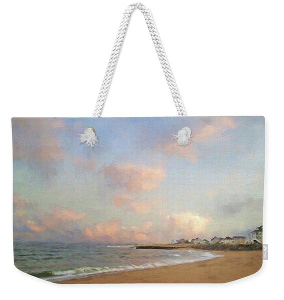 Cezanne Sunset Weekender Tote Bag