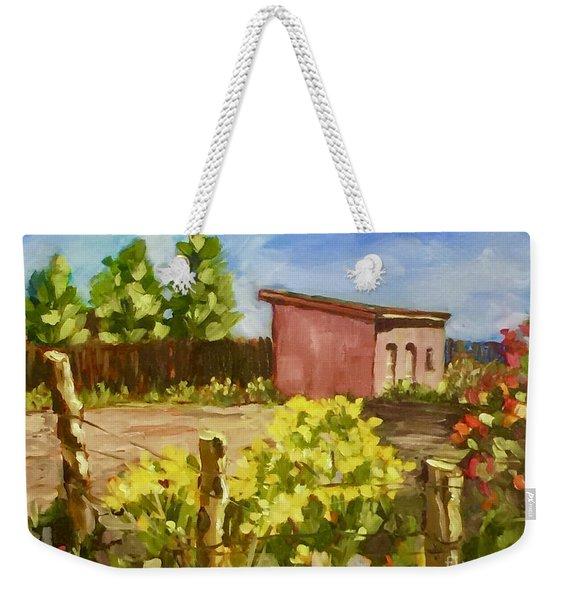 Chamesa In Bloom Weekender Tote Bag