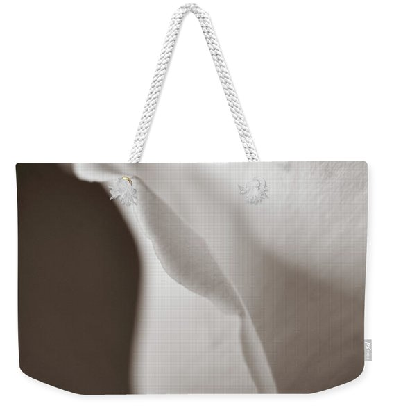 Weekender Tote Bag featuring the photograph Chance by Michelle Wermuth