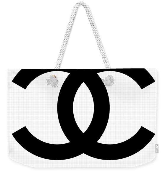 Chanel My Precious-1 Weekender Tote Bag