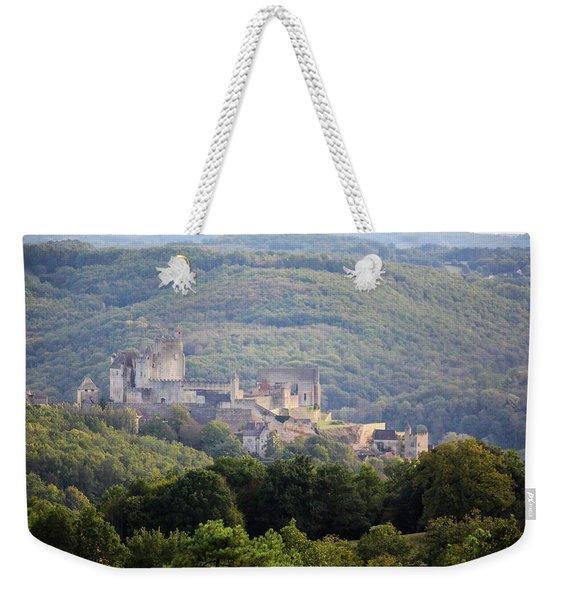 Chateau Beynac, France Weekender Tote Bag