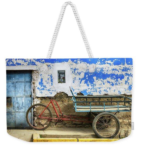 Chavin Weekender Tote Bag