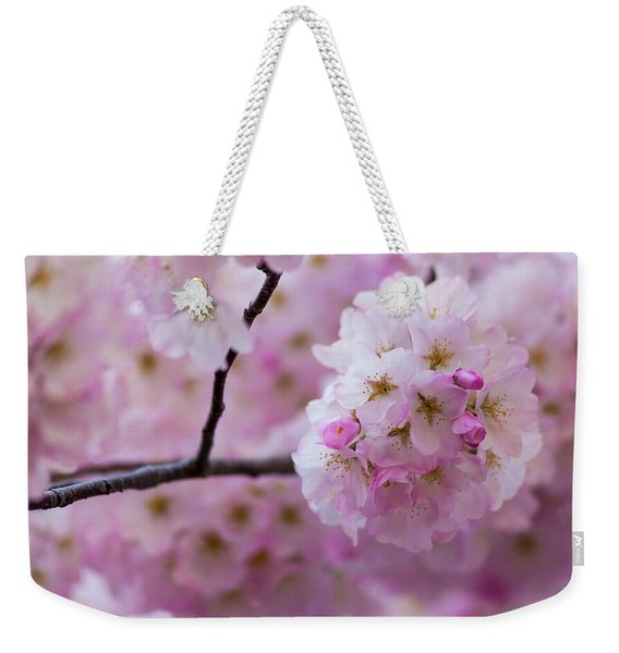Cherry Blossom 8624 Weekender Tote Bag