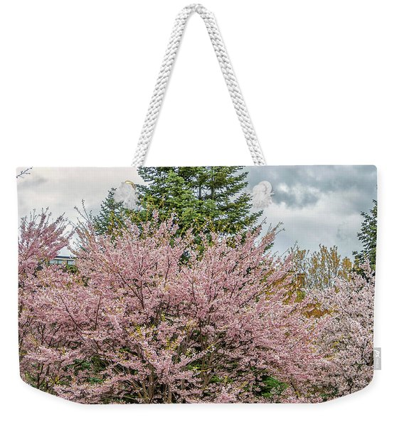 Cherry Blossoms 4 Weekender Tote Bag