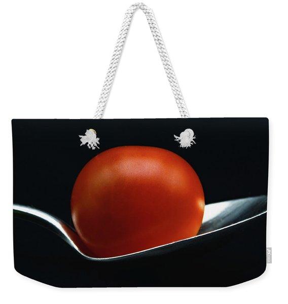 Cherry Tomato Weekender Tote Bag