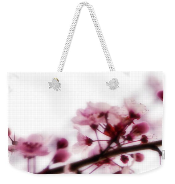 Cherry Triptych Left Panel Weekender Tote Bag