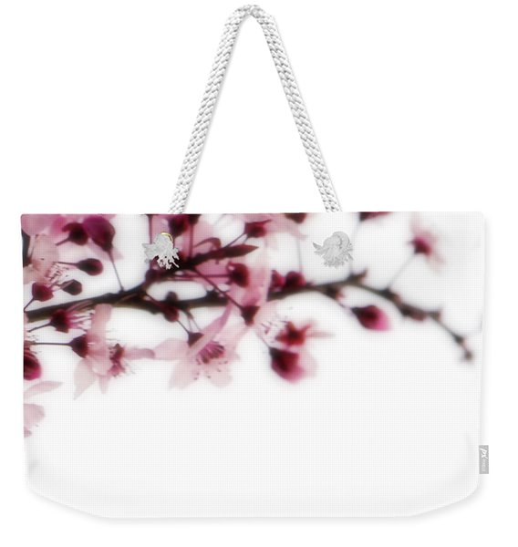 Cherry Triptych Right Panel Weekender Tote Bag