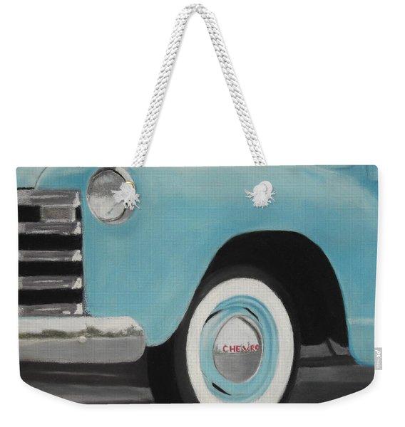 Chevy Truck 3100 Weekender Tote Bag