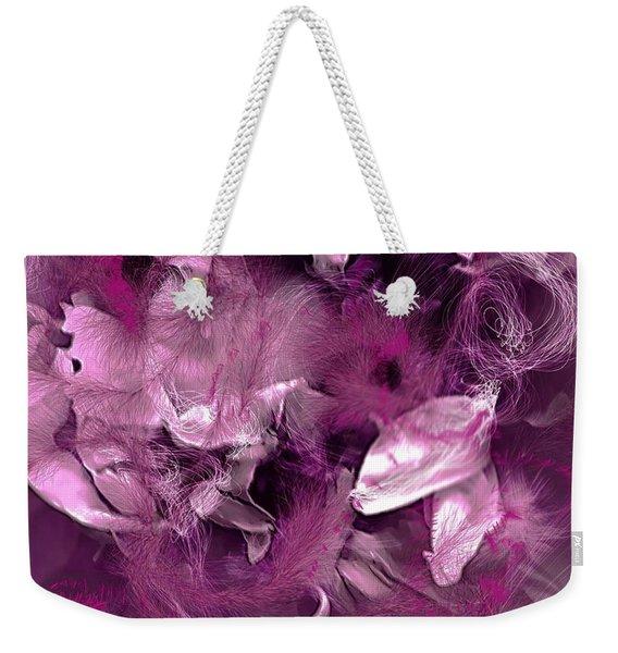Cheyenne Angel Weekender Tote Bag