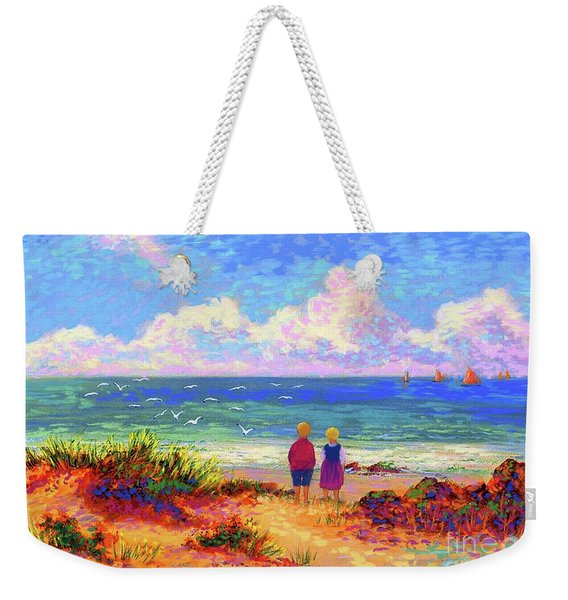 Children Of The Sea Weekender Tote Bag