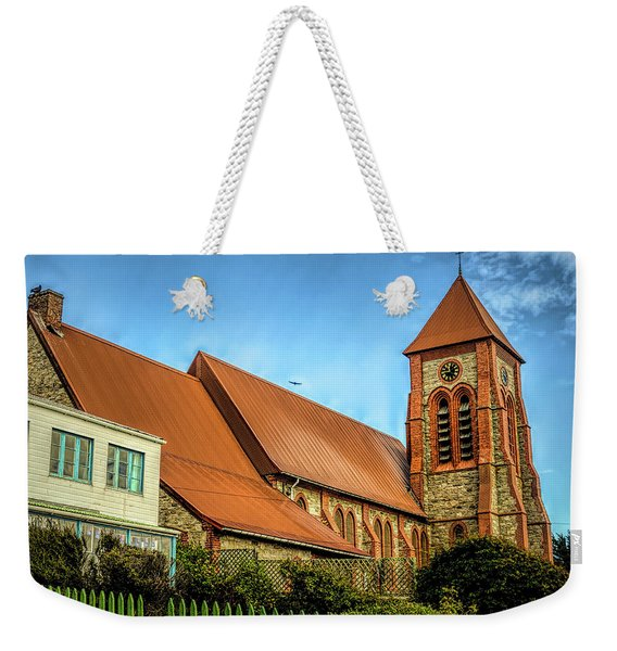Christ Church Cathedral Weekender Tote Bag