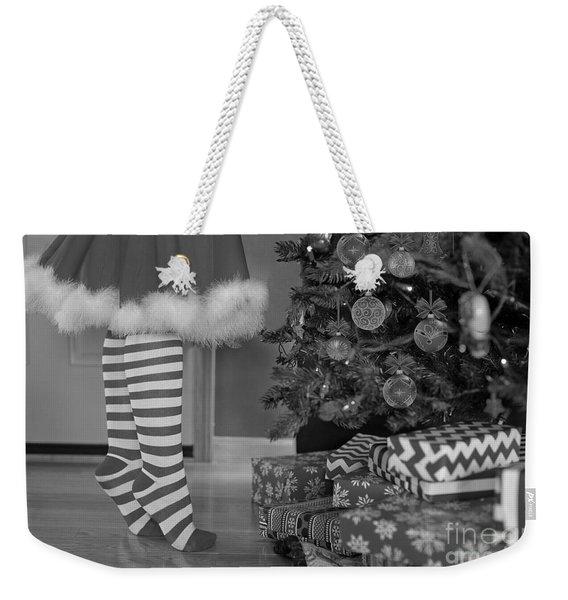 Christmas 10 Weekender Tote Bag
