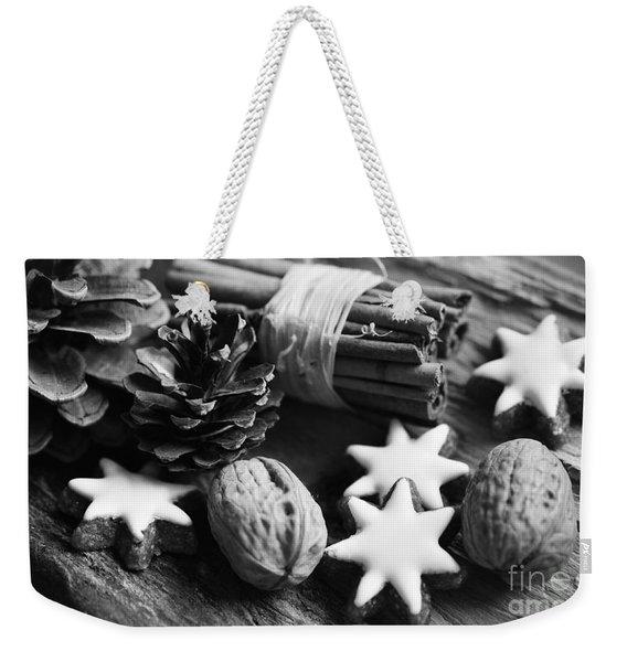 Christmas 3 Weekender Tote Bag